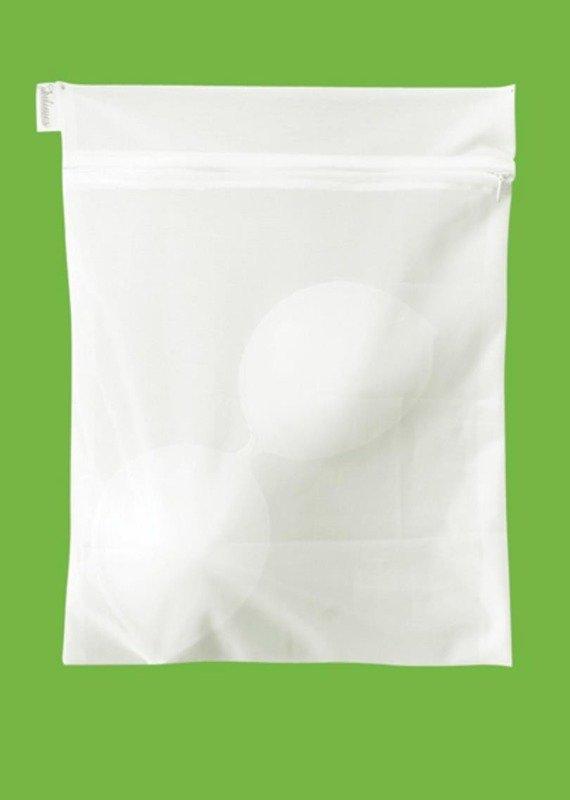 Woreczek do prania bielizny duży Julimex biały BA-06